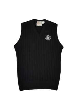 St Mary's College Black Vest